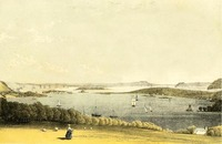 Monkstown Bay and Cork Harbour