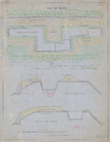 Plan of Trench