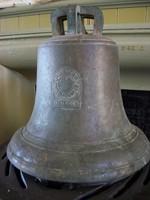 Fort Camden Cast Iron Bell